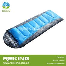 adult flannel sleeping bag