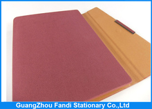 Best Quality PU Leather Cover Advanced Notebook With Pen And magnet