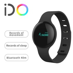 OLED Sleep Monitor Calorie Burnt Step Counter Wearable Device Digital Timer Small Fitness Equipment