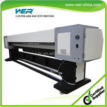 spectra polaris large format printing machine, 3.2m solvent printer, banner printing machines 3.2m spectra polaris