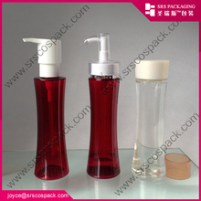 Make Up Cosmetic PET Cream Foam Bottle