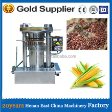 advanced automatic small cold press oil machine with factory price in sale