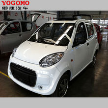 YOGOMO EEC L7e China Made White Color Electric Vehicle with Easy Charging at Home