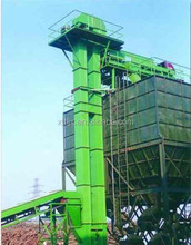 Petroleum coke station project bucket elevator