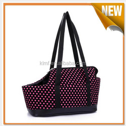 Wholesale outdoor polyester carrier pet bag