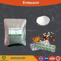 High quality Entecavir (Entecavir hydrate) powder with competitive entecavir price // CAS No. 142217-69-4