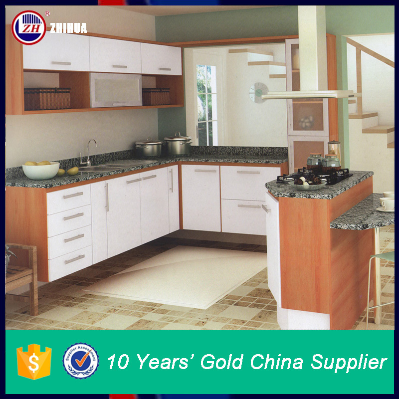 China modular kitchen cabinets for small spaces buy for Modular kitchen in small space