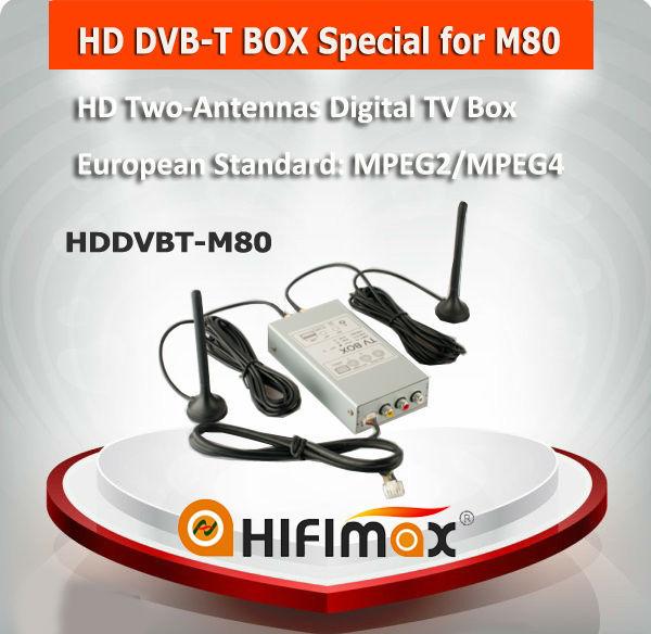 HD DVB-T box