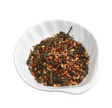 6017 fiore che sboccia per orzo riso tè nero con massa riso selvatico