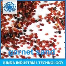surface treatment spring garnet powder