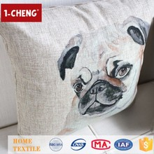 Creative Fashion Novely Pet Printing Designs Cushion Home Decor Throw Pillow Massage Bed Cushion