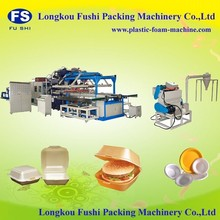 eps machine/foam burger box machine
