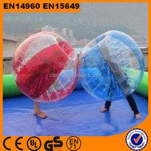 high quality PVC bumper ball body ball body bounce grass ball