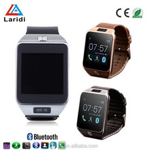2015 smartwatch V8 passed CE ROHS and cheap price of smart watch phone support many cellphone