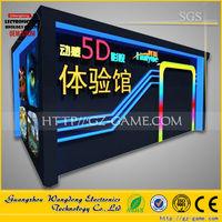 High quality simulator cinema 5d 6d 7d,5d cinema,truck mobile 5d cinema