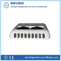 Model:AC08, hot sale rooftop air conditioner 24V for mini bus