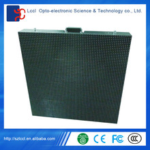 Pitch 6mm wall led screen for government units