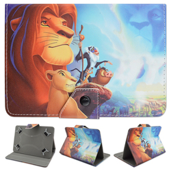 New Lion King For Apple iPad Mini Hard Case Cover