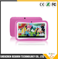 High Quality 7 Inch RK3126 Kids Tablet PC 1GB 8GB