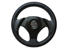 The new flagship Shock your vision Special offer Auto Accessories PU 320mm Black Red 13inch OEM sports racing car steering wheel