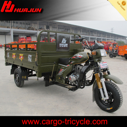 three wheel cargo tricycle/cargo scooters China/motorized bicycle