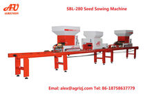 Rice Seeder Cultivating Machine