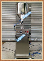 factory price semi automatic hand soap liquid filling machine with CE ISO9001