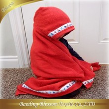100% Cotton Terry Towel Baby Hooded Bathrobe Animal Shape Baby Blankets HRM