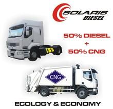 CNG conversion kit DIESEL+CNG SOLARIS DIESEL