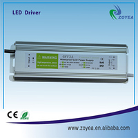 150 Watt CE ROHS approved dimmable led strip driver
