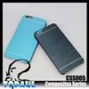 design mobile phone back cover/aluminium alloy phone cover