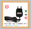 24W wall adapter 12V AC DC power adapter