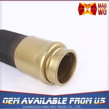 Custom Fit Internal Pipe Coating Dn125 Concrete Pump End Hose