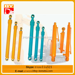 Double acting 5 stage telescopic hydraulic cylinder manufacture price on sale
