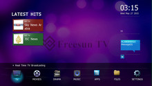2015 best selling Arabic Iptv Box No monthly payment with about 400 Arabic channels Tv Box