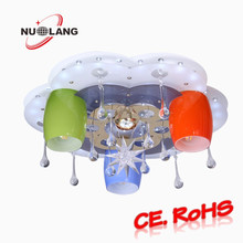 self design colourful China light for indoor decoration