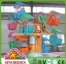 Fascinating kids entertainment kiddie ferris wheels for sale