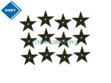 Rustic cast iron western stars