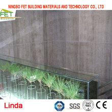 6mm-22mm fiber cement board for panel wall