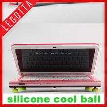 2015 high quality best price colorful fashion laptop cooling pad