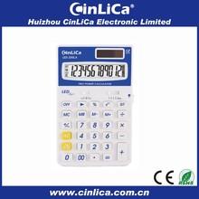 LED-200LA High quality electronic kadio calculator with LED blacklight
