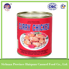 China Wholesale Custom food packing tin can