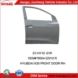 OEM Hyundai IX35 Front Door For Korean Hyundai auto parts price korea