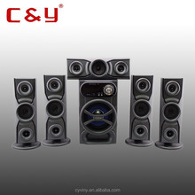2015 hot item!! CY-A8 5.1 active multimedia high quality audio speaker