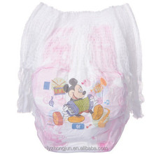 Wholesale Disposable Sleepy Baby Diaper Baby Nappy Biodegradable Training Pants Sleepy B Grade Cheap Price Pull Up Baby Diaper