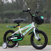 Child Small Bicycle with four wheel Kids Bike/ride on car golden wheel Kids Bicycles