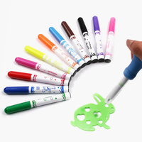 INTERWELL SP10 Blow Markers, Customized Magic Blow Pen