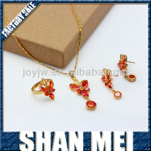 Charming designe inspired cable jewelry set