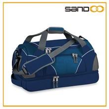 High quality popular sports durable fancy travel duffel bag