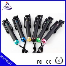 2015 hot new selfie stick bluetooth monopod with zoom function